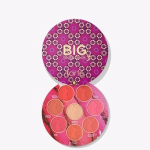 Tarte Big Blush Book 3 Limited Edition New in Box!